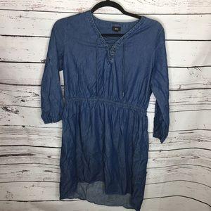 Mission xxl denim chambray dress